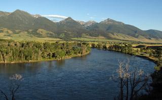 Southern Montana Rivers