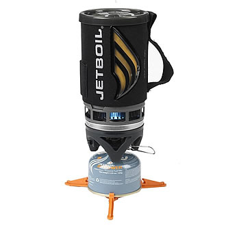 JetBoil Canister Stove - Content Box