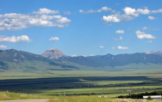 The Scenic Madison Valley