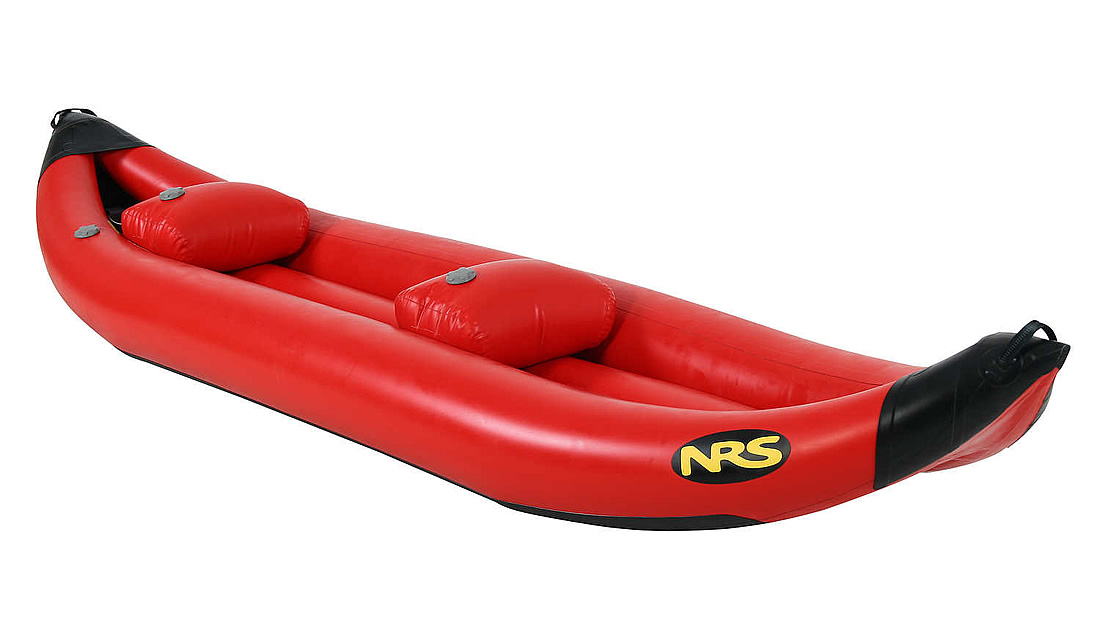 NRS Maverick Two Person Inflatable Whitewater Kayak