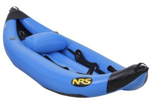 NRS Maverick Solo Inflatable Whitewater Kayak