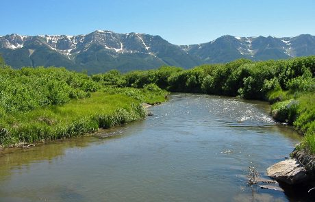 Red Rock River & the Centennial Mountains