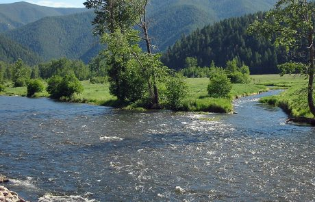 Rock Creek in Montana