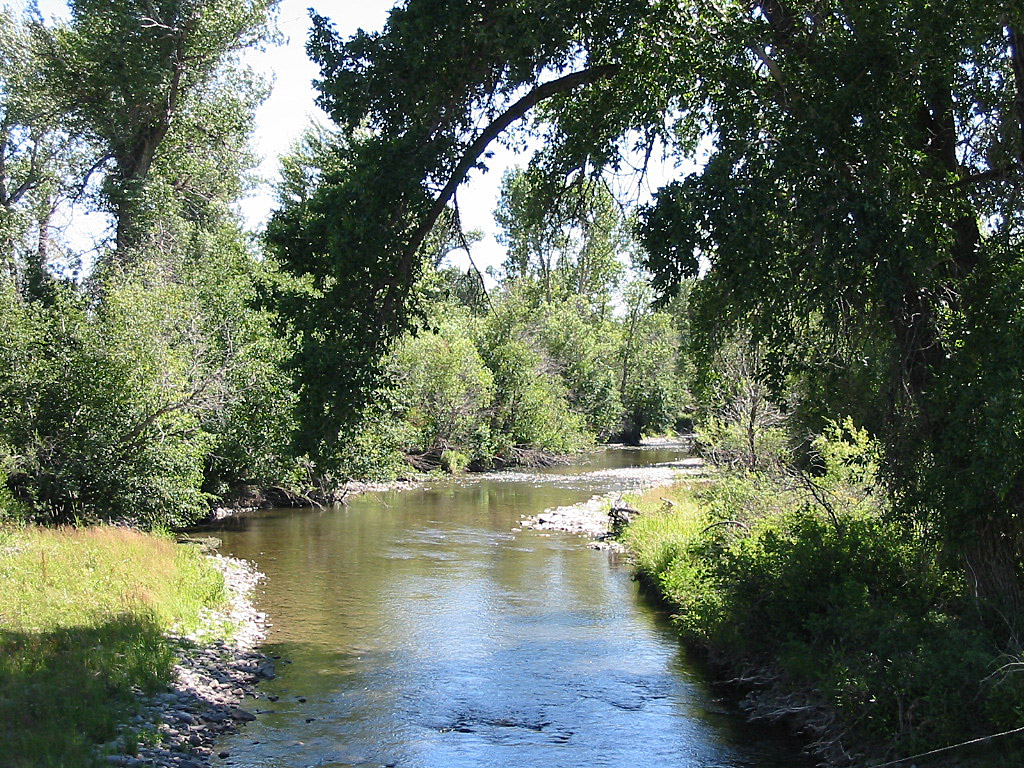 The Shields River In Southern Montana Fly Fishing