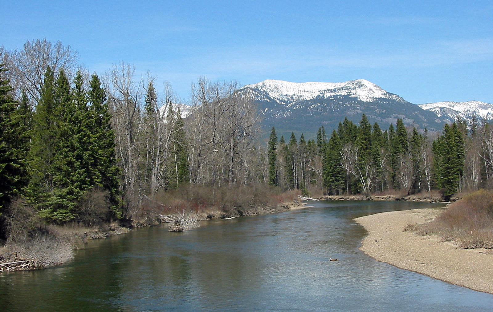 swan river montana map Swan River Fishing Paddling The Swan River In Montana