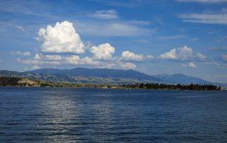 Canyon Ferry Reservoir