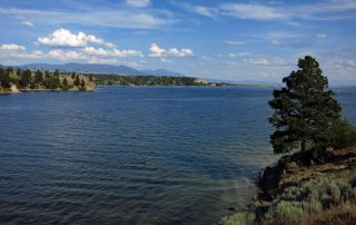 Canyon Ferry Reservoir