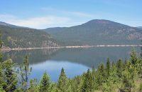 Lake Koocanusa
