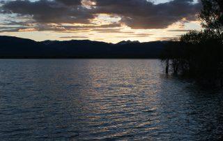 Pishkun Reservoir