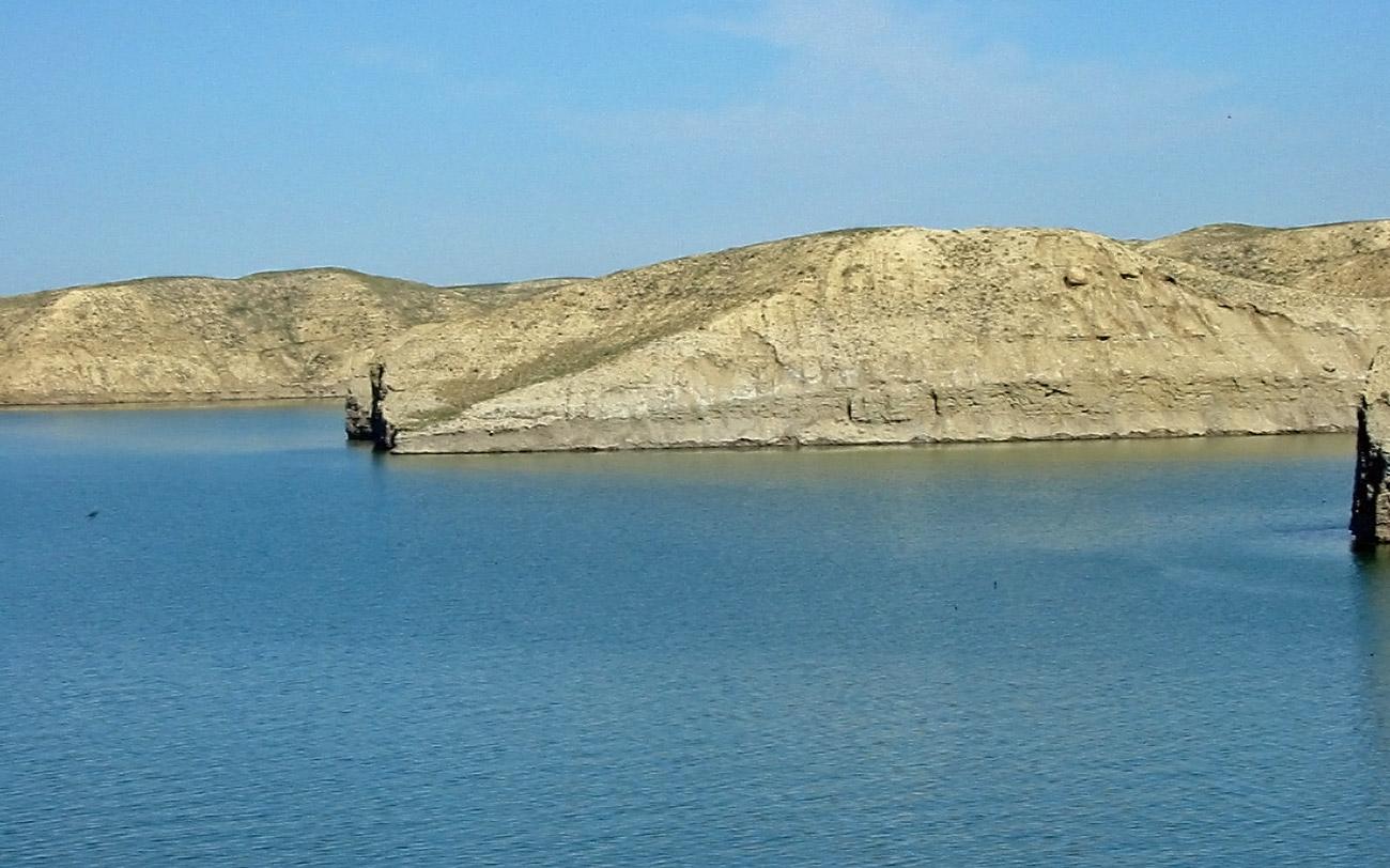 Tiber Reservoir