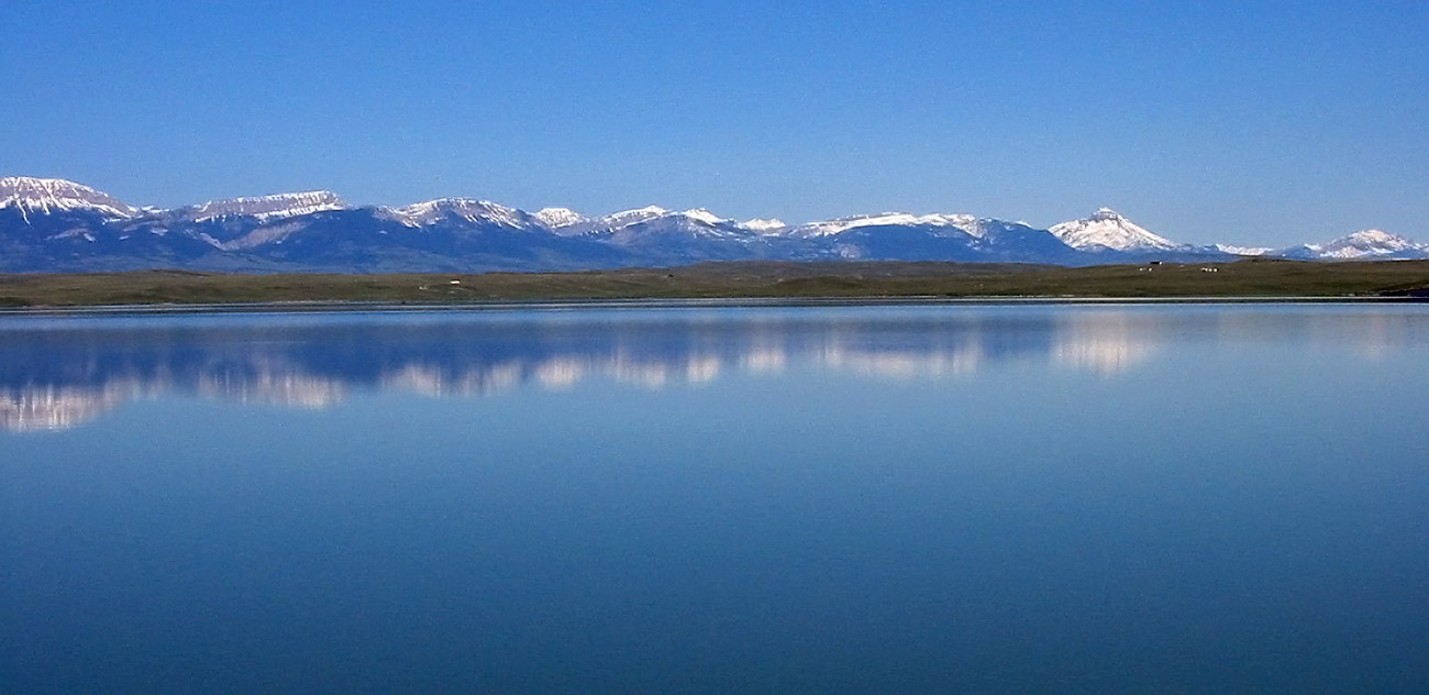 Willow Creek Reservoir